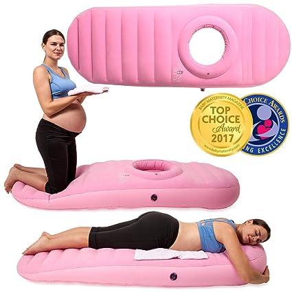 4956127c3 Cozy Bump Pink Cozy Pregnancy Pillow  Amazon.com.mx  Hogar y Cocina