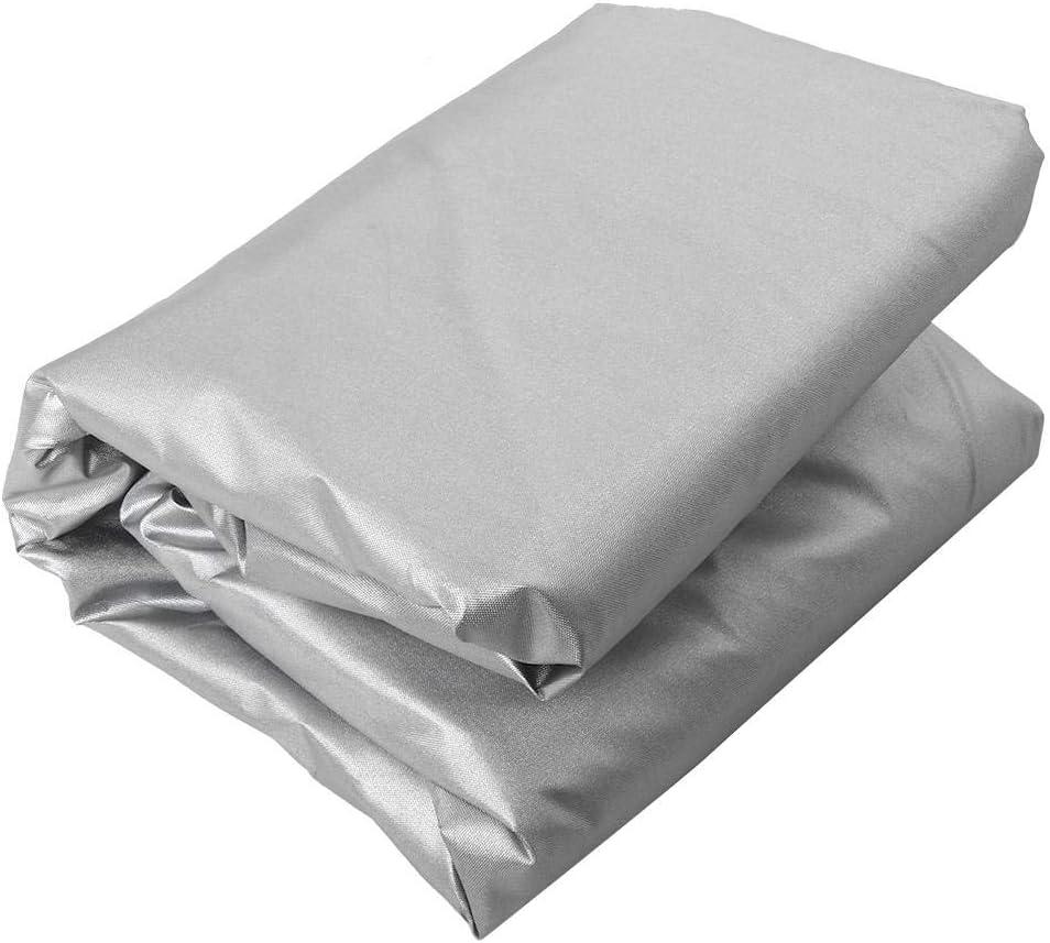 Funda de Colchón, Tela Oxford Impermeable Extraíble, Bolsa de Colchón, Cubierta de Almacenamiento de Colchón Reutilizable para Interiores y Exteriores(208 * 40.6 * 200.6cm)