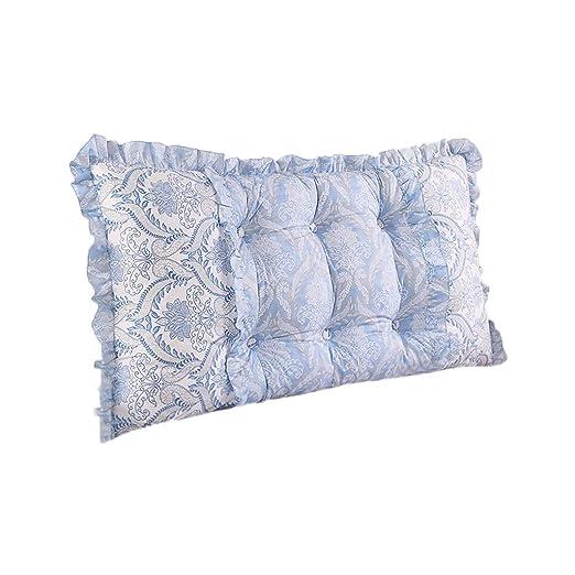 CSQ Almohada Almohada del Dormitorio, algodón Cómodo Fácil ...