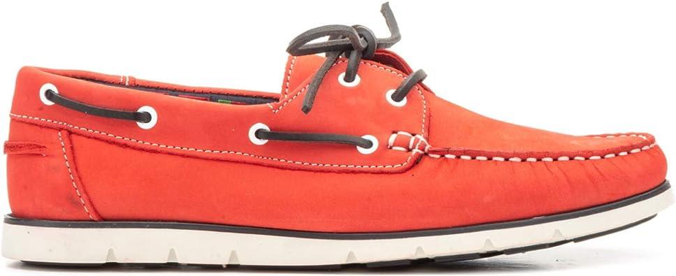 Naútico David Rojo -Harrison & Co- -Hecho en España-: Amazon.es: Zapatos y complementos