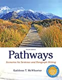 Pathways, Kathleen T. McWhorter, 0321974166