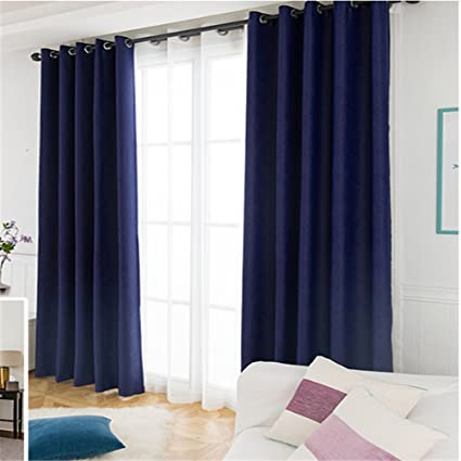 70 Inch Long Curtains.Abreeze Room Darkening Curtains Blackout Curtains Window Treatment Curtains Panel For Bedroom 1 Panel 79 Wide X 70 Inch Long Dark Blue