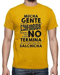 Camiseta madre de perro salchicha: Amazon.es: Ropa y accesorios