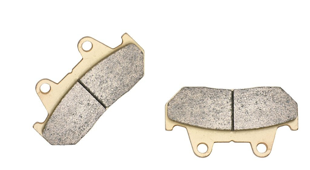 Amazon.com: CNBK Front Right Sintered Brake Pad fit HONDA Street CX500 CX 500 Turbo PC03 C470 82 1982 &up 1 Pair(2 Pads): Automotive