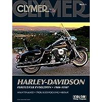 CLYMER M422-3 / Clymer Harley-Davidson FLH/FLT/FXR Evolution (1984-1998)