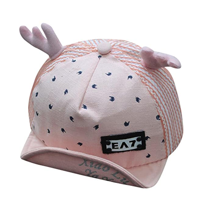 erthome Baby Hut Kappe, Baby Baseball Cap, Cute Infant Kinder ...
