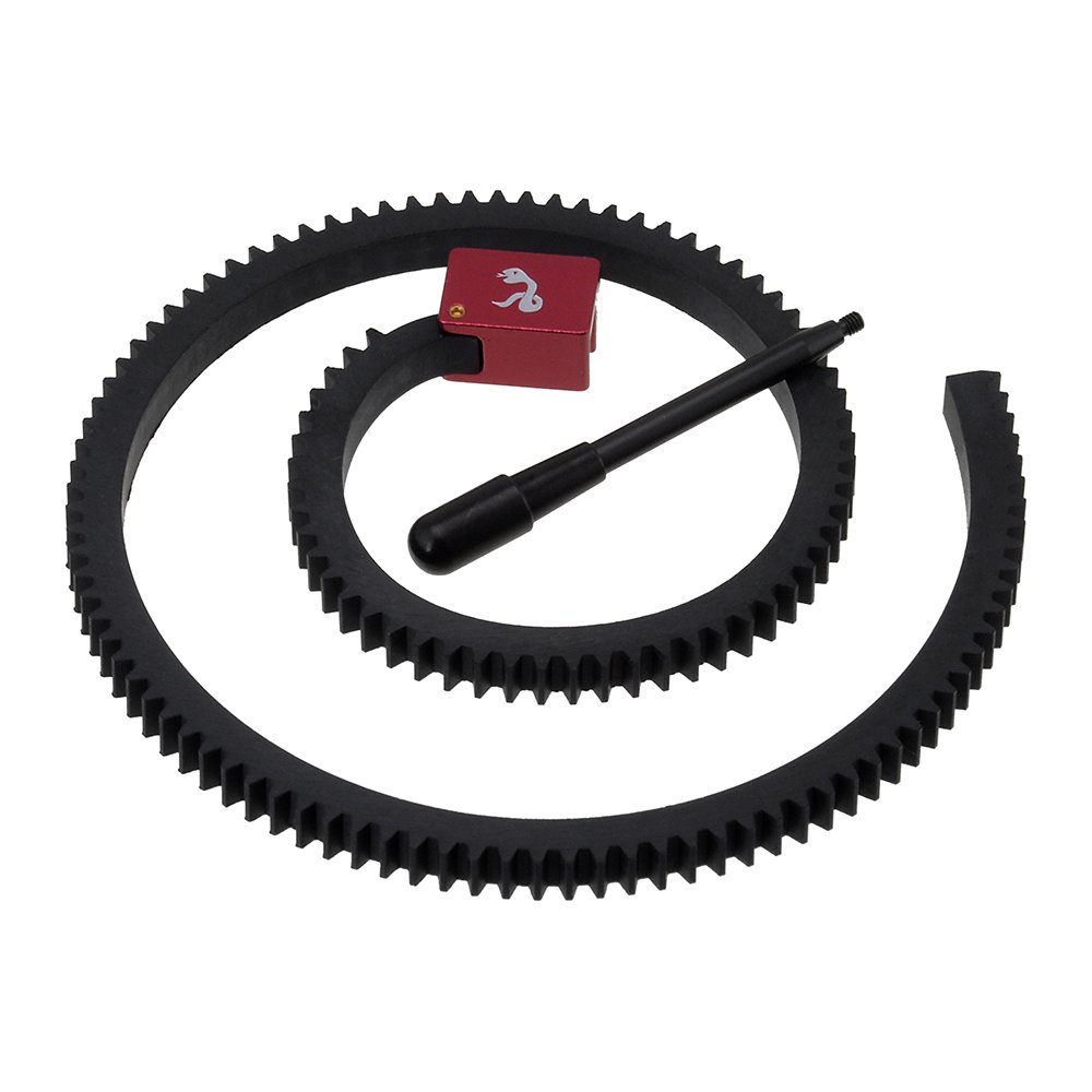 Fotodiox Replacement Gear Ring Belt for DSLR Follow Focus Rig Fits lens with 60-105mm Diameter