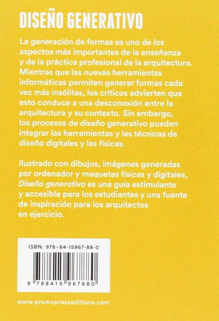 Diseño generativo : procesos para concebir nuevas formas ...