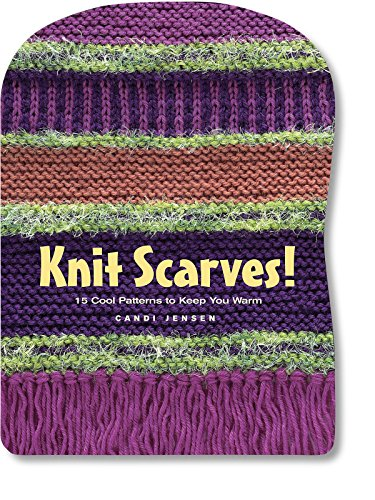 Knit Scarves!: 16 Cool Patterns to Keep You - Stores City Lincoln