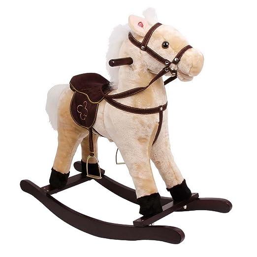 87 opinioni per small foot company 4101- Cavallo a dondolo