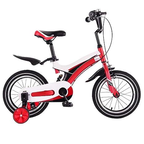 Axdwfd Infantiles Bicicletas Bicicletas para niños de 14 Pulgadas ...