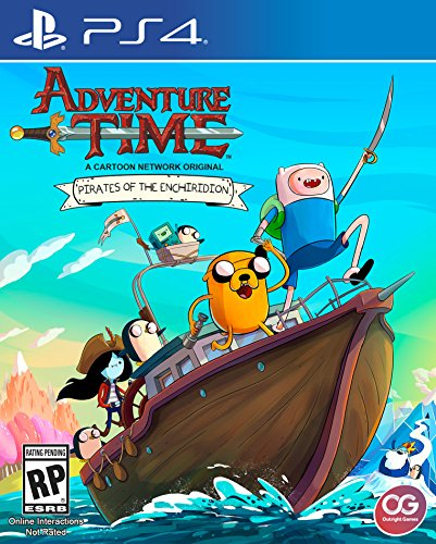 Adventure Time: Pirates of The Enchiridion - PlayStation 4 Edition