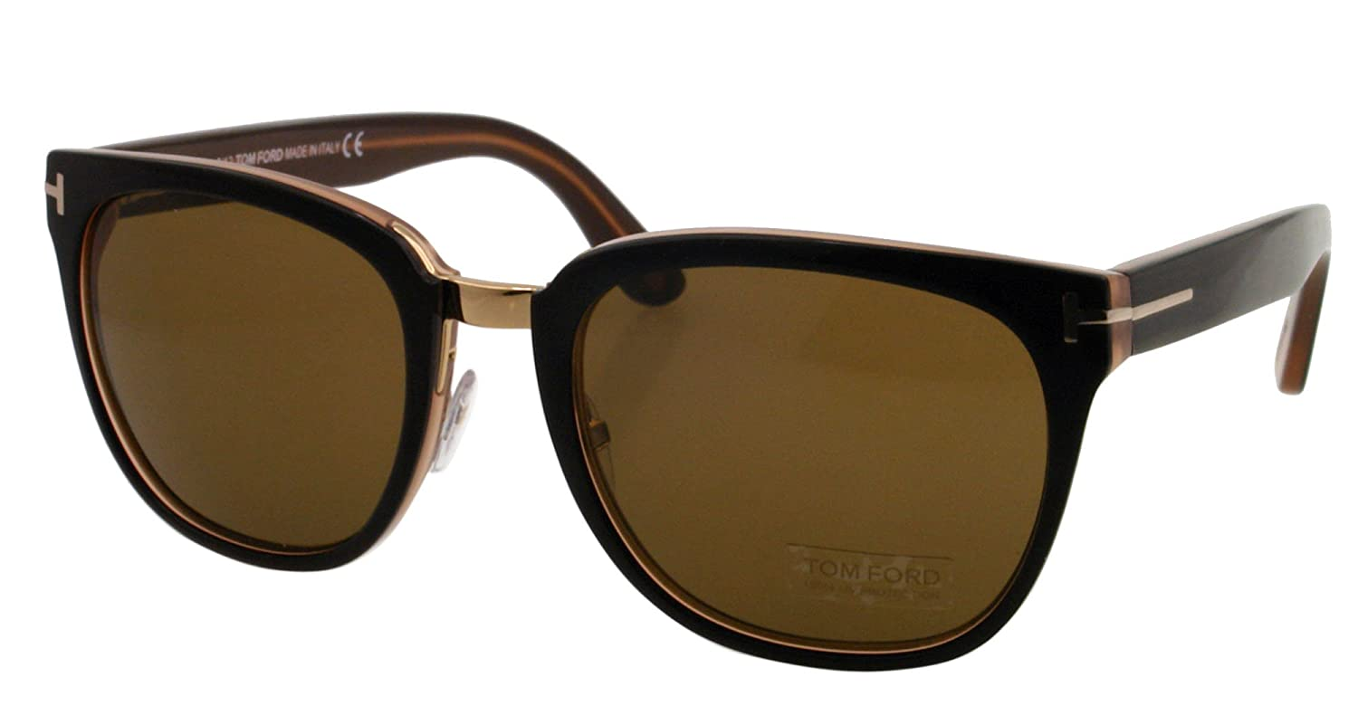 Tom Ford Sunglasses TF 290 BROWN 50J Rock