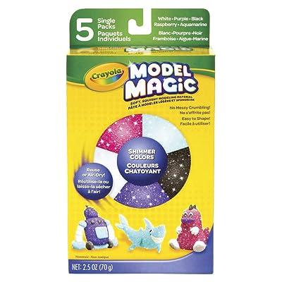 Model Magic Variety Pack 2.5oz-Shimmer: Arts, Crafts & Sewing