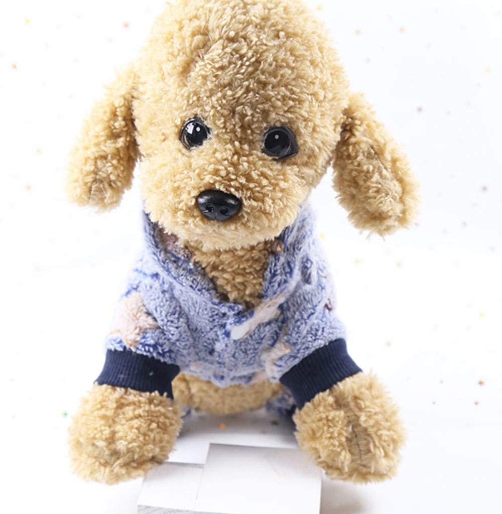 Navy,S JYC Store Pet Cat Dog Dresses Anxiety Coats Bandanas Costumes Hats Hoodies Jumpers Lifejackets Raincoats Safety Vests Shirts