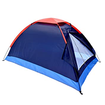 Image 2 Person Four Seasons Portable Outdoor Folding Tent Waterproof Four Seasons Fiberglass For Outdoor C&ing  sc 1 st  Amazon.com & Amazon.com : Image 2 Person Four Seasons Portable Outdoor Folding ...