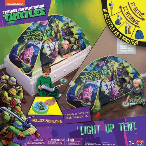 Playhut Teenage Mutant Ninja Turtles Light Up Tent  sc 1 st  C&ing Companion & Playhut Teenage Mutant Ninja Turtles Light Up Tent - Camping Companion