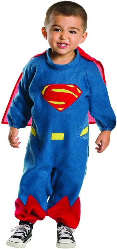 Disfraz de Superman Batman vs Superman para bebé: Amazon.es ...