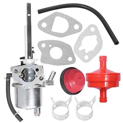 poulan pro snowblower fuel filter