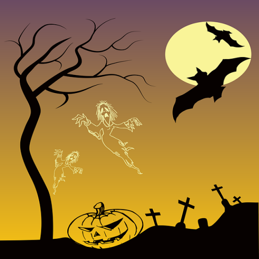 Halloween Games Free (Halloween Games All Ages)
