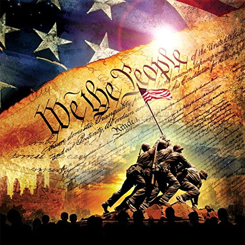 The Constitution 1000 Piece Jigsaw Puzzle by SunsOut