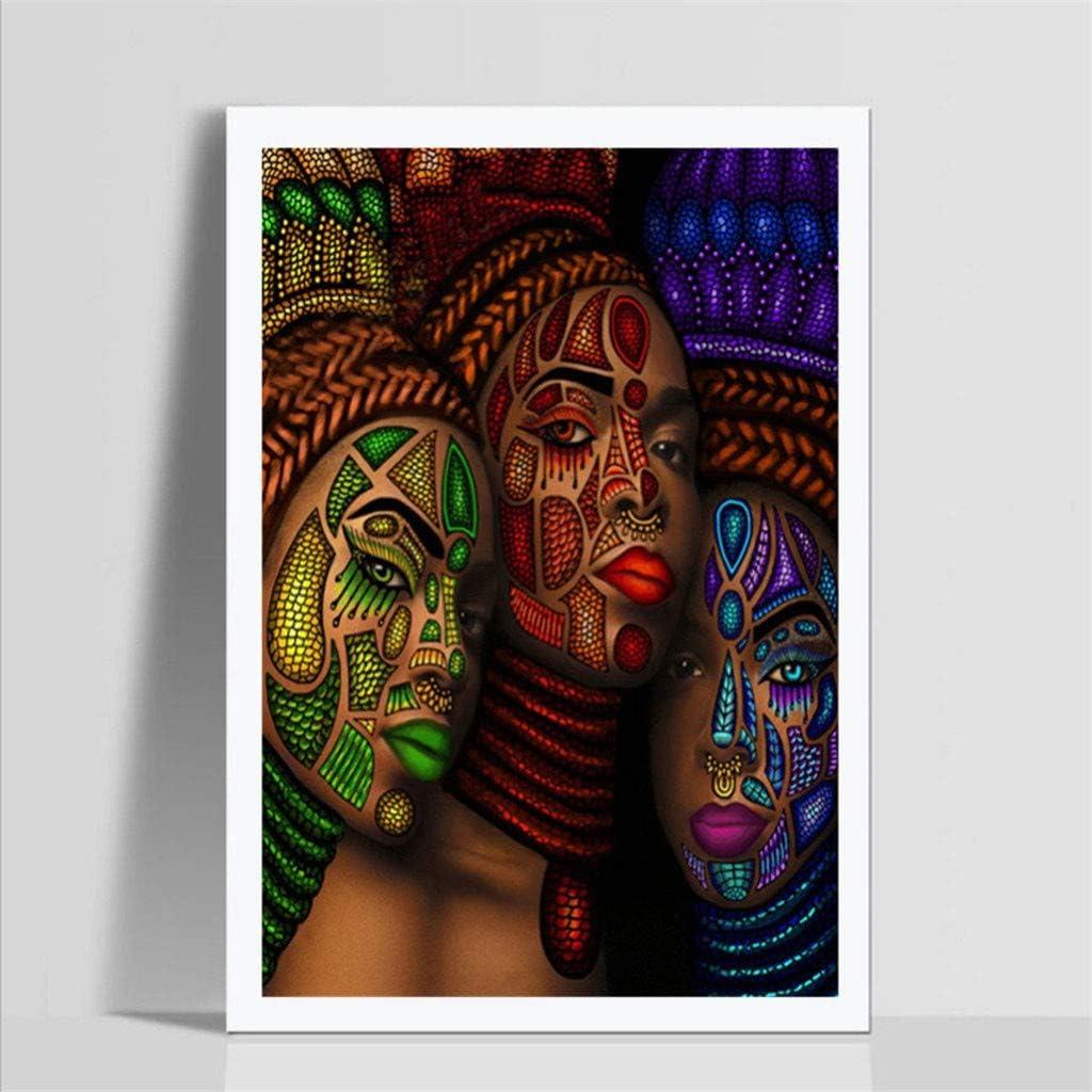 Abstrait Rectangles Patchwork Multicolore Toile sur Cadre Bois KunstLoft/® Peinture Acrylique sur Toile Rainbow Vibes 60x60cm Tableau Acrylique Peint /à la Main