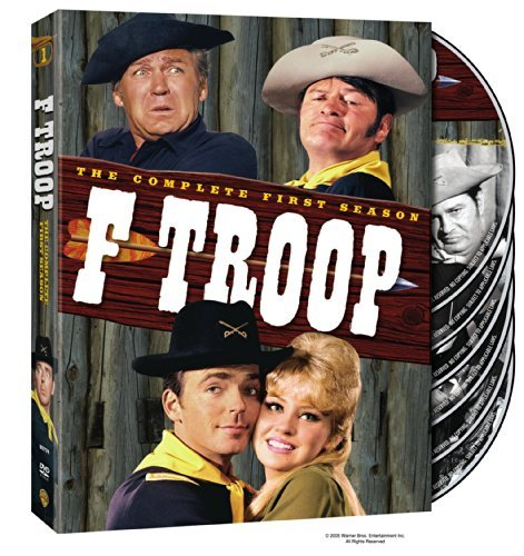 F-Troop: Complete First Season [DVD] [Region 1] [US, used for sale  Delivered anywhere in USA