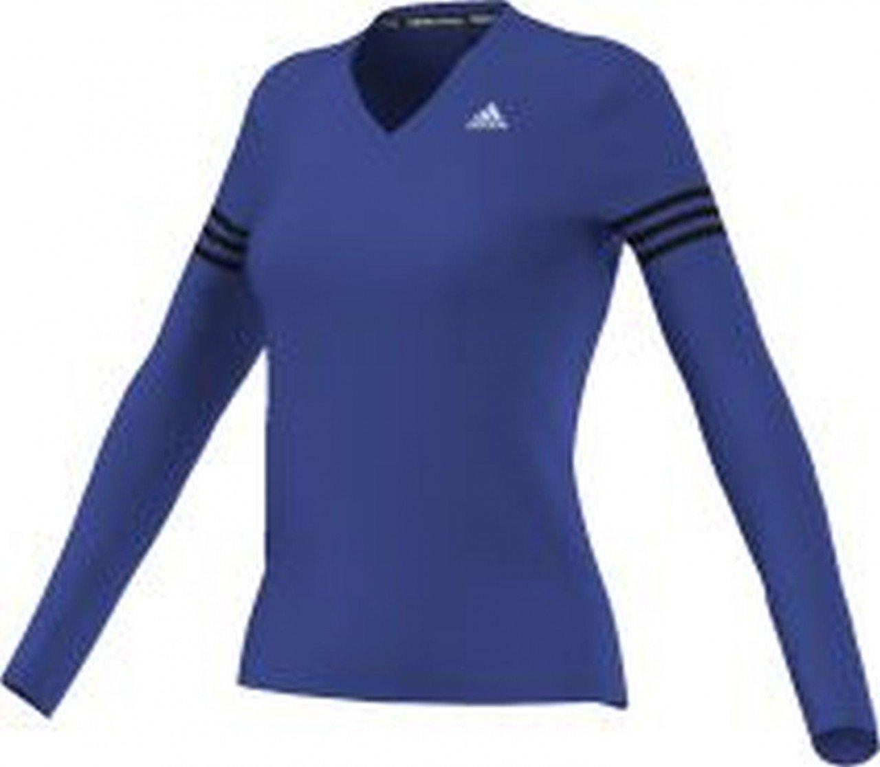 adidas RSP LS T W - Camiseta para Mujer