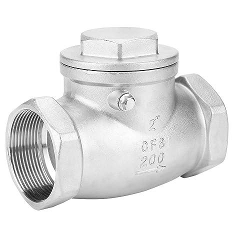 Delaman DN50 Válvula de Retención Oscilante, Válvula de ...