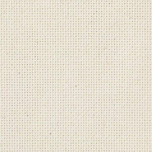 M C G Textiles 15x 1818-count Aida Kreuzstich Stoff, elfenbeinfarben