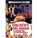 Goliath & the Sins of Babylon/Colossus & the Amazo