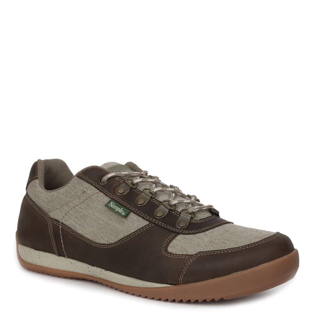 Simple Men's Altus Walking Shoe 8.5 UK/8.5 M US|Olive