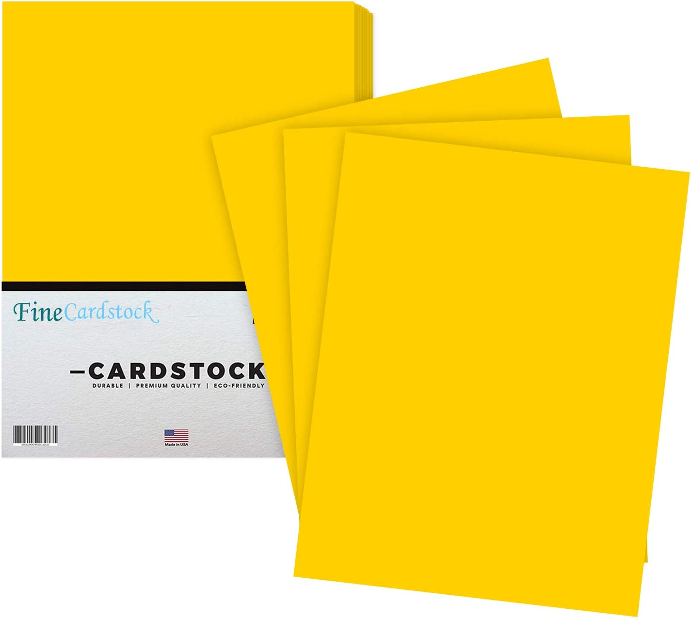 Premium Color Card Stock Paper  5 Per Pack  Superior Thick 5-lb  Cardstock, Perfect for School Supplies, Holiday Crafting, Arts and Crafts   Acid &