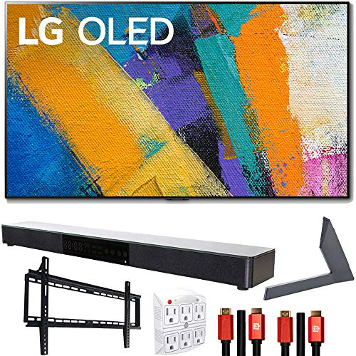 🥇 LG OLED55GXPUA 55″ GX 4K OLED TV w/AI ThinQ