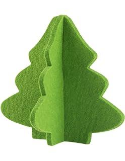 decorative felt christmas tree apple green - Christmas Tree For Me