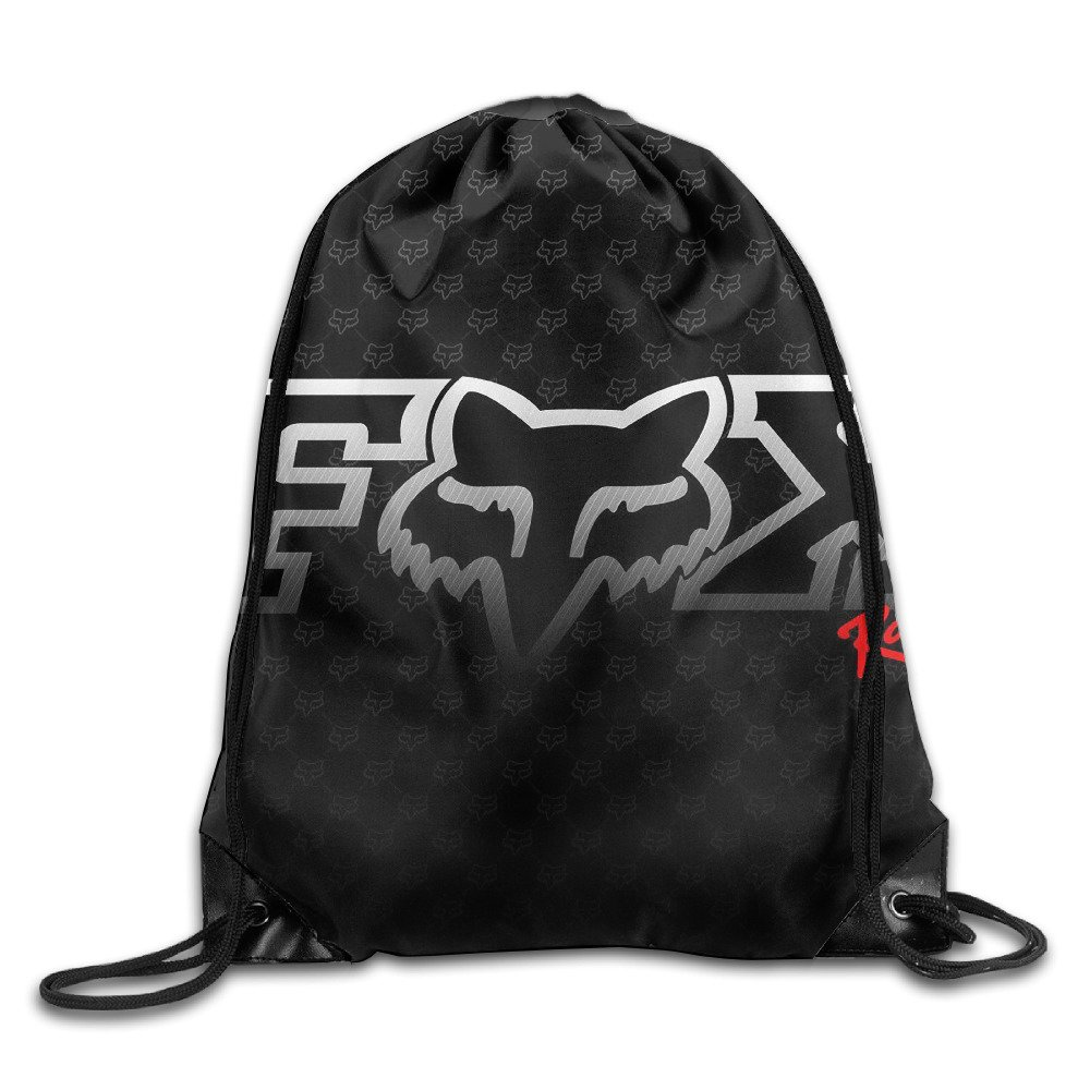 TRYdoo Fox Racing Drawstring Backpacks/Bags TRYdoo CO.LTD