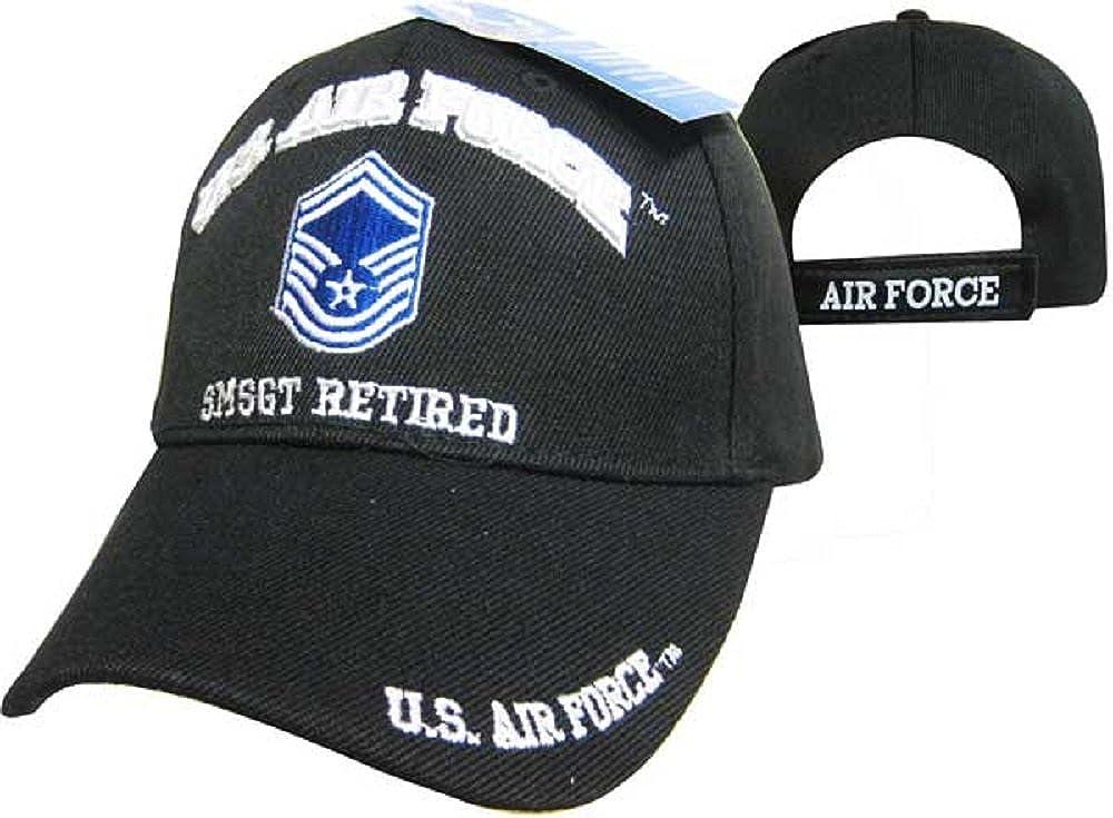 USAF Dark Navy Baseball Cap Air Force Hat U.S