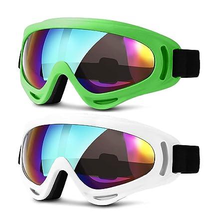 6f6b36e6e790 Amazon.com   HEETA Ski Goggles