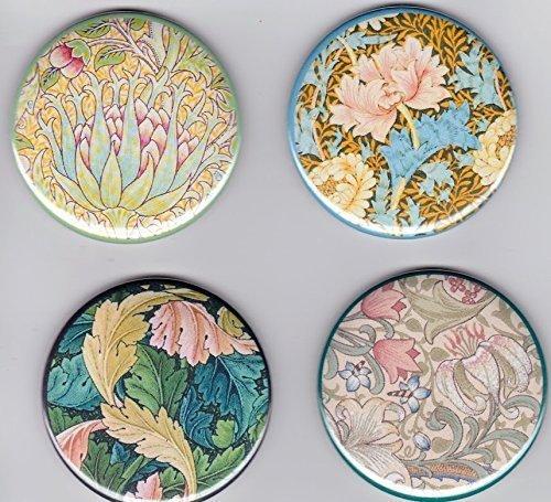 William Morris Arts & Crafts Large 2 1/4