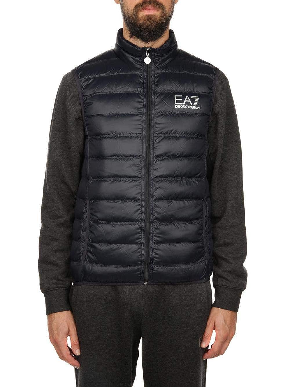 EA7 Emporio Armani Doudoune 8NPQ01 Noir 1200