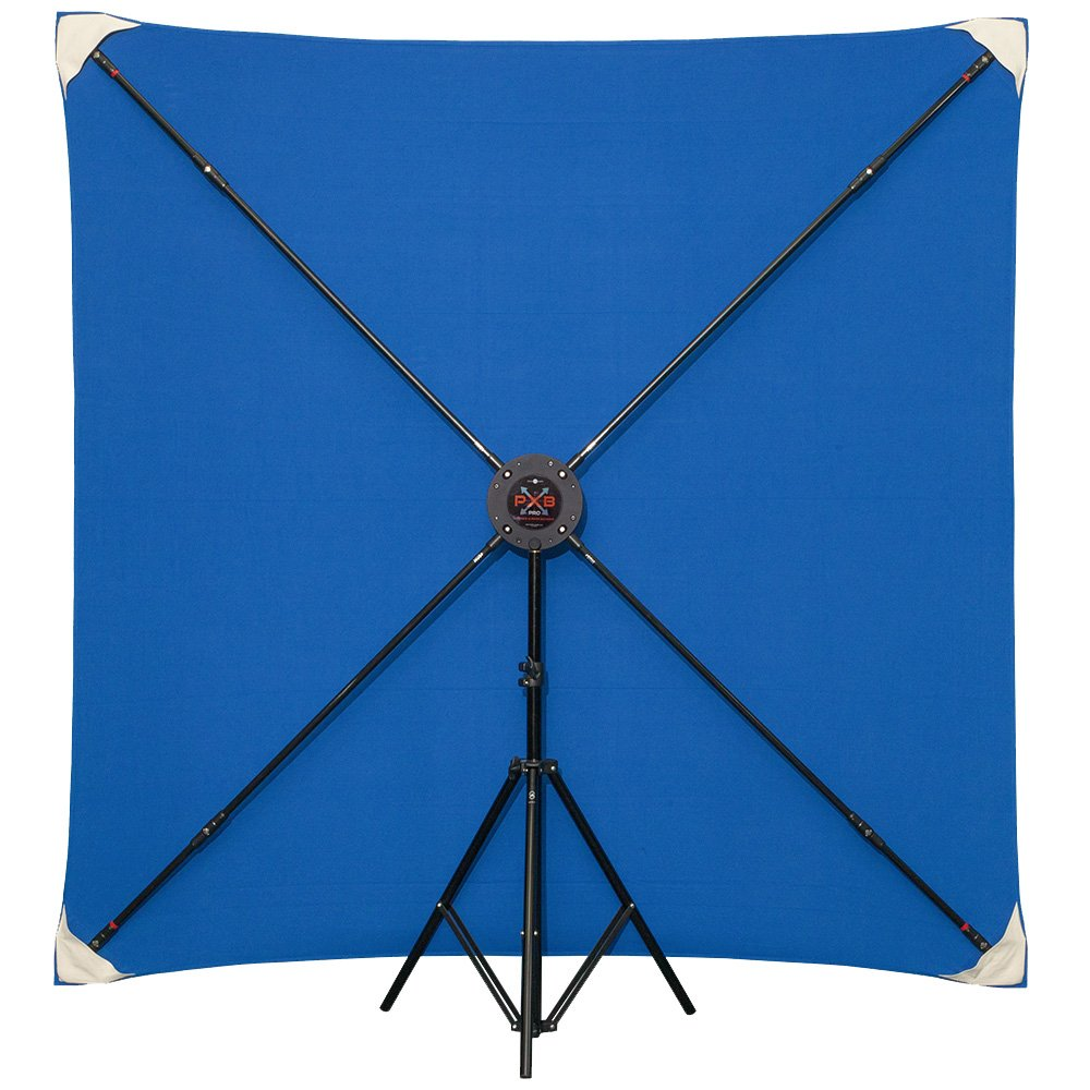 6 x 6' PXB Pro Portable X-frame Background System (Muslins Sold Separately)
