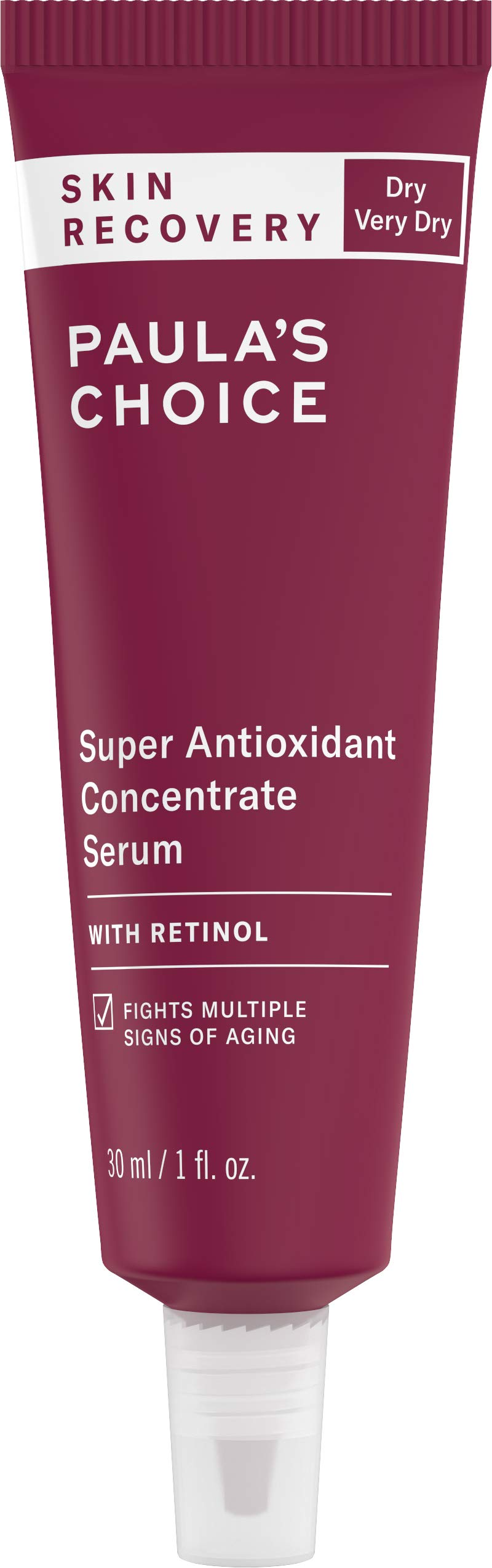 Paula's Choice SKIN RECOVERY Super Antioxidant Serum with Retinol, 1 Ounce Tube