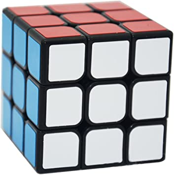 MZStech Cubo Moyu Mo Yu MF3 con Antipop y Stickerless 3x3x3 Speed Cube Speedcube: Amazon.es: Juguetes y juegos