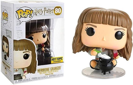 Funko Pop! Harry Potter #80 Hermione Granger with Cauldron ...