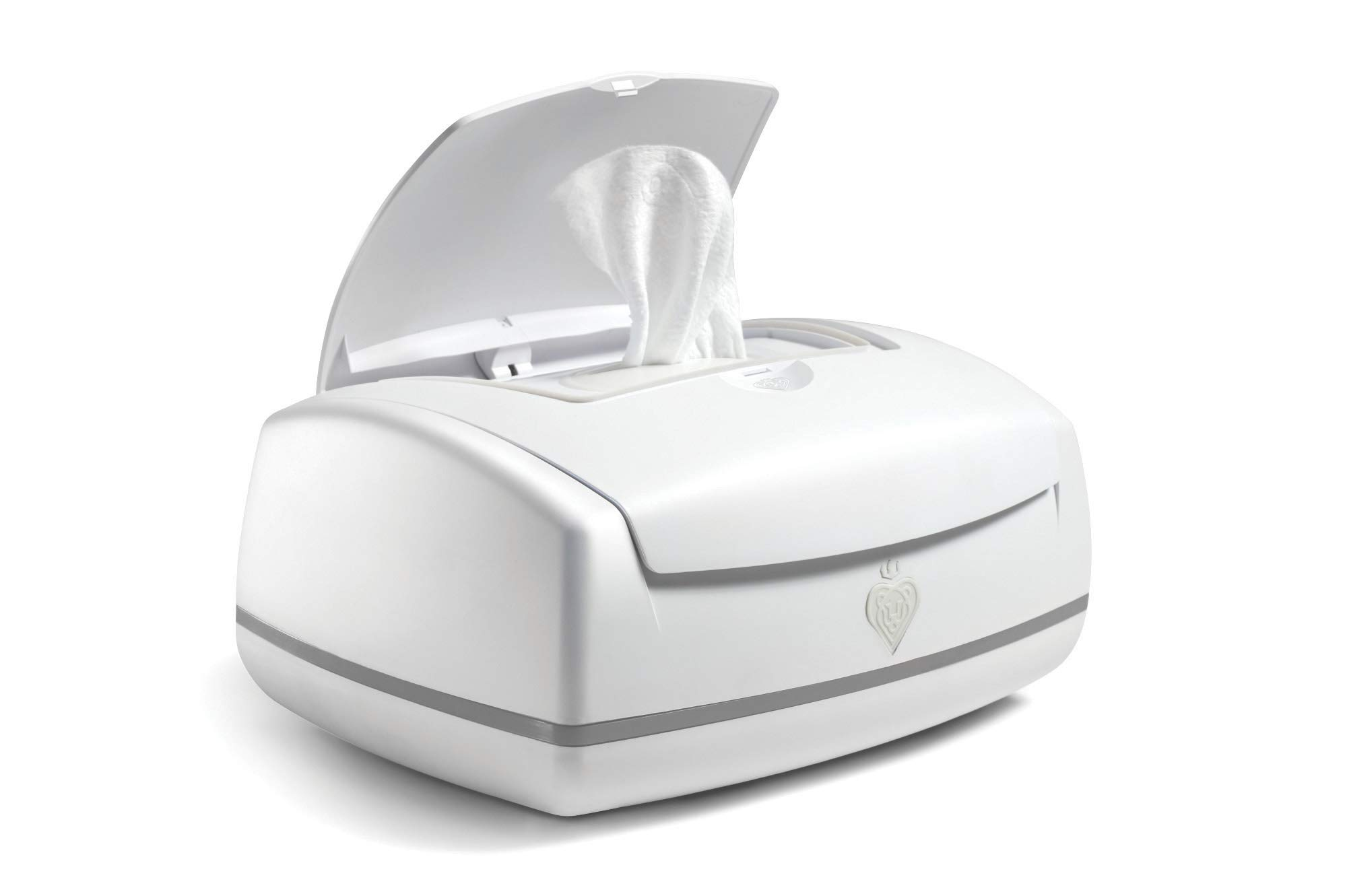 Prince Lionheart Premium wipesWARMER, Enhanced Heating with an Integrated Nightlight by Prince Lionheart