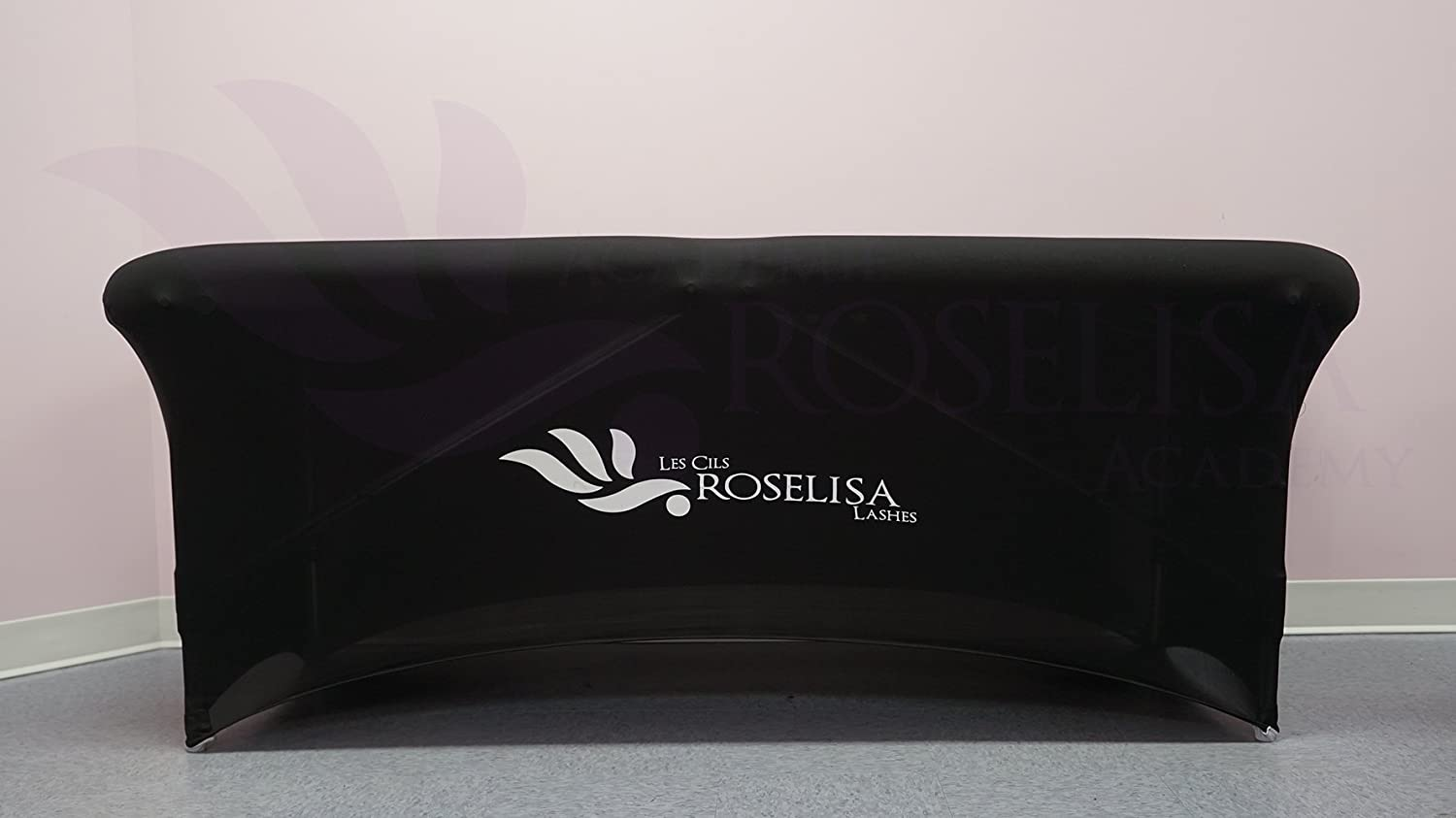 Roselisa Bed Cover for Massage Tables - Spandex and Polyester Fabric Roselisa Inc.