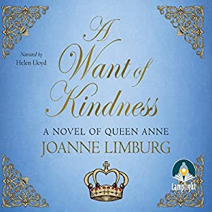 A Want of Kindness Audiobook