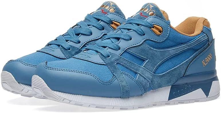 Diadora N9000 Cvsd, Zapatillas de Gimnasia para Hombre, Azul (Azzurro Paradiso), 42.5 EU: Amazon.es: Zapatos y complementos