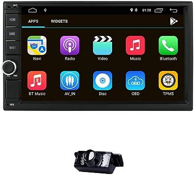Universal 2 Din Car Auto Radio Gps Navigation Hizpo Elektronik