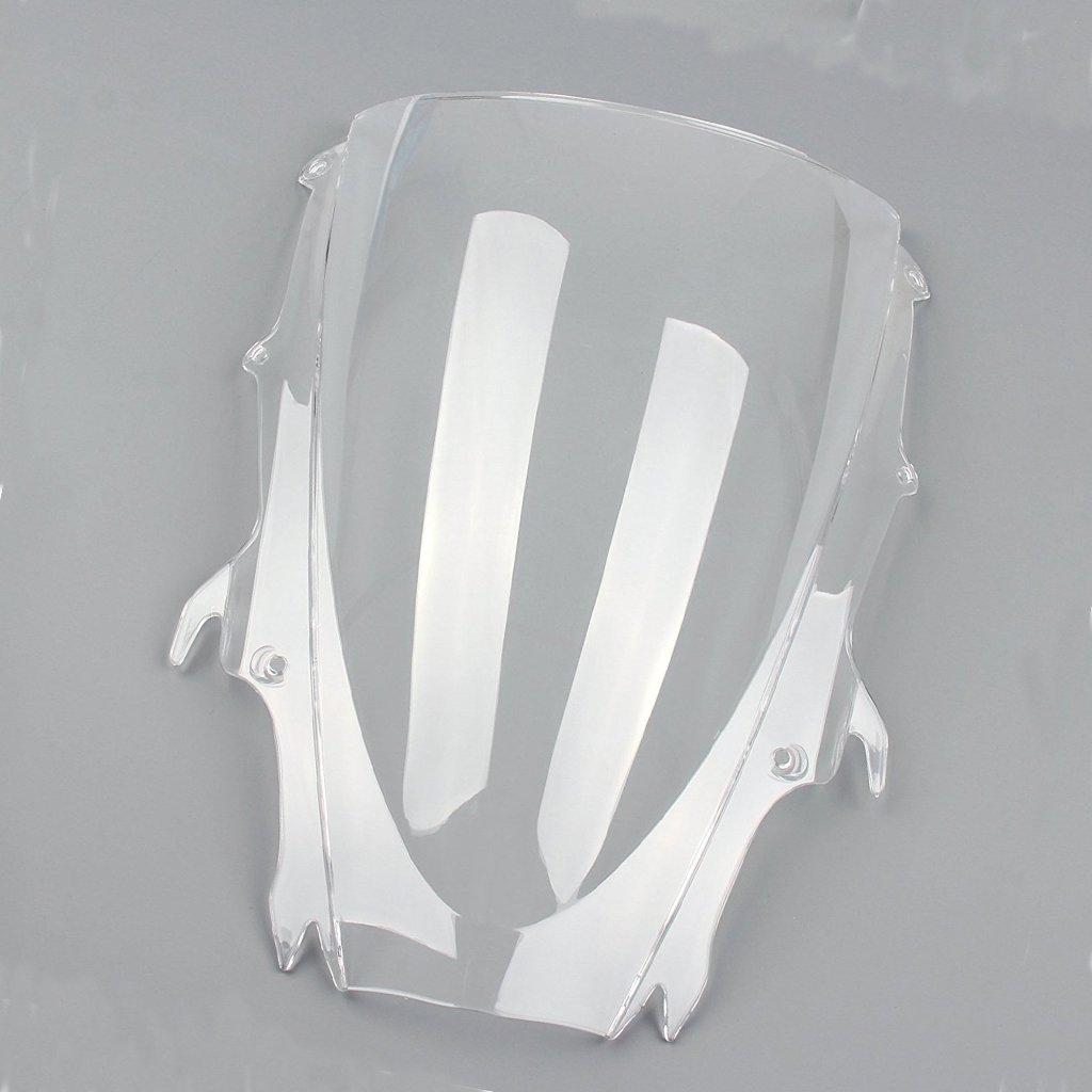 Noir) Moto Pare-Brise /écran ABS Shield Pour Daytona 675 2009-2012